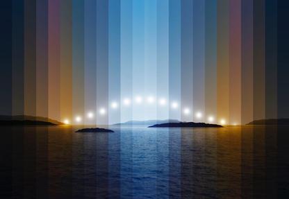 Natūrali šviesa ir LED